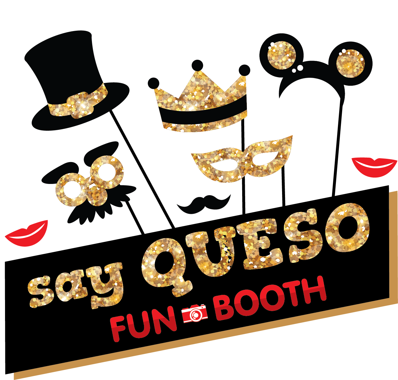Say Queso Fun Booth